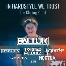 IN HARDSTYLE WE TRUST // THE CLOSING RITUAL