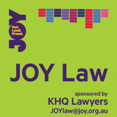 JOY Law: The rights of intersex children