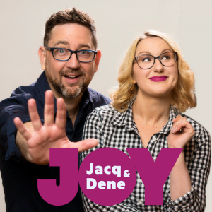 Jacq and Dene on JOY 94.9