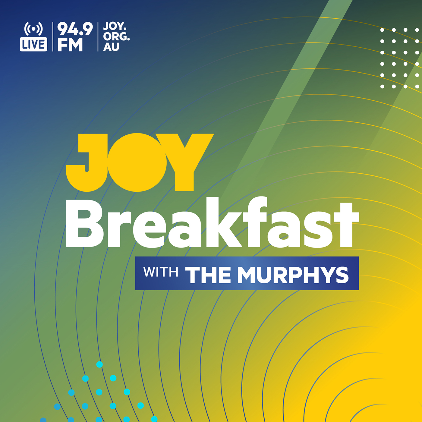 JOY Breakfast with The Murphys