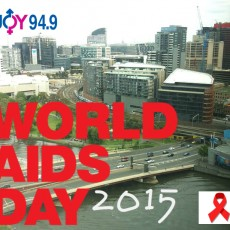World AIDS Day 2015: Victorian Minister for Health, the Hon. Jill Hennessy MP