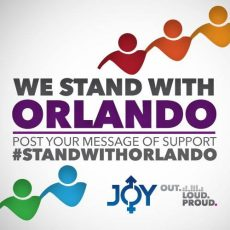Victoria's Show of Solidarity for Orlando: Asiel Yair Adan Sanchez