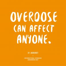 Hide and Seek EXTRA: International Overdose Awareness Day