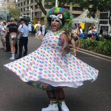 Participant Interviews, Fun, Costumes, Floats – It's All Here in Our JOY Coverage of the Sydney Gay and Lesbian Mardi Gras Parade 2019 – Part 1 #ListenNow