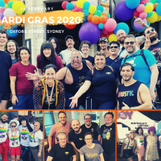 EVEN MORE Fun, Floats, Interviews, the Commentary – Here's PART 3 of our JOY Coverage of the 2020 Sydney Gay and Lesbian Mardi Gras Parade #ListenNow
