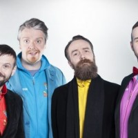 The Icelandic Wiggles go to Copenhagen