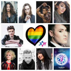 Waiting for Heartbeats: Eurovision 2016 Semi 2, First Half Preview