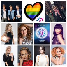 Break the Silence: Eurovision 2016 Semi 2, Second Half Preview