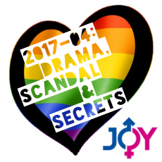 2017-04: Drama, scandal and secrets