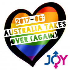 2017-06: Australia takes over (again)