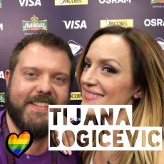 Serbia: Tijana rises from the depths