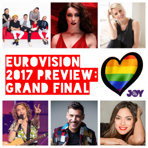 Good Evening Europe: Eurovision Preview 2017 – Grand Final