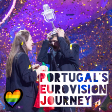 From António to Salvador: Portugal's Eurovision journey