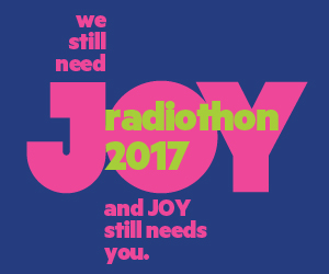 JOY Radiothon: We still need JOY and JOY still needs you
