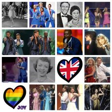 UK Shines Like A Diamond: 60 Years at Eurovision