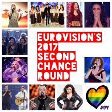 2017's Eurovision Second Chance Round