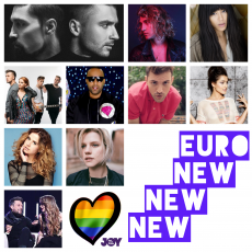Euro New New New!