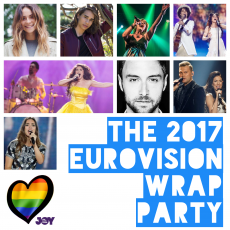 The 2017 Eurovision Wrap Party