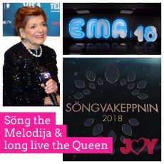 Söng the Melodija & long live the Queen: Recapping Slovenia and Iceland and remembering Lys Assia