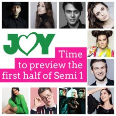 Eurovision 2018: Previewing the first half of Semi Final 1