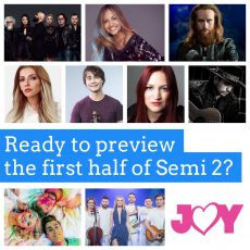 Eurovision 2018: Previewing the first half of Semi Final 2