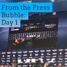 From the 2018 Press Bubble: Day 1