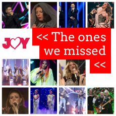 Your song is important to us: Recapping those we missed
