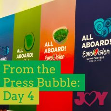 From the 2018 Press Bubble: Day 4