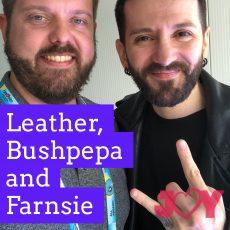Albania: Leather, Bushpepa and Farnsie