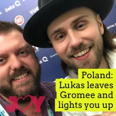 Poland: Lukas leaves Gromee and lights you up