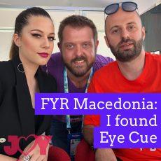 FYR Macedonia: I found Eye Cue
