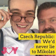 Czech Republic: We'd never lie to Mikolas