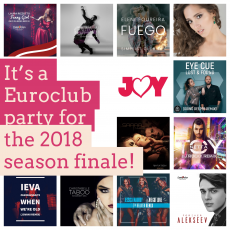 It's a Euroclub party for the 2018 season finale!