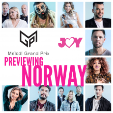 Unicorns, skies and daddies: Previewing Norway's Melodi Grand Prix