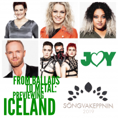 From ballads to metal: Previewing Iceland's Söngvakeppnin