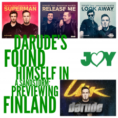 Darude's found himself in a sandstorm: Previewing Finland's UMK