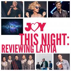 This Night: Reviewing Latvia's Supernova