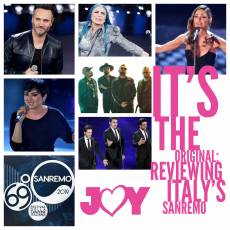 It's the original: Reviewing Italy's Sanremo