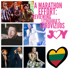 A marathon effort: Reviewing Lithuania's Eurovizijos