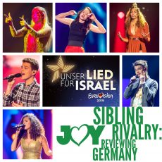 Sibling Rivalry: Reviewing Germany's Unser Lied für Israel
