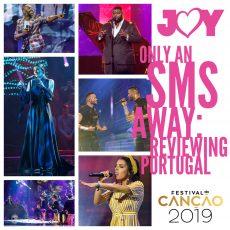 Only an SMS Away: Reviewing Portugal's Festival da Canção