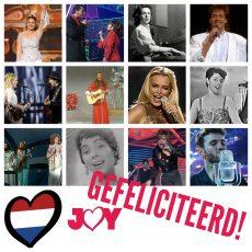 Gefeliciteerd! Celebrating The Netherlands' 2019 Eurovision Win