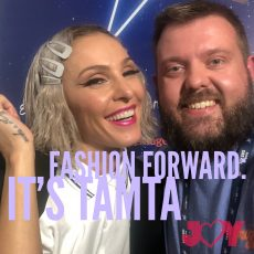 Fashion Forward: It's Tamta