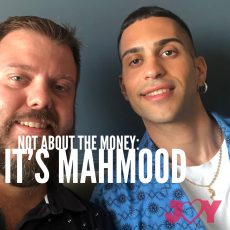 Not About the Money: It's Mahmood