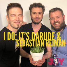 I Do: It's Darude and Sebastian Rejman