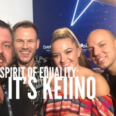 Spirit of equality: It's KEiiNO