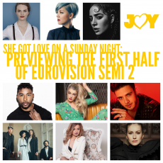 Eurovision 2019: Previewing the first half of Semi Final 2