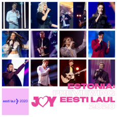 Estonia's party time: Previewing Eesti Laul 2020