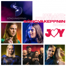 Iceland loses the leather: Previewing Söngvakeppnin 2020