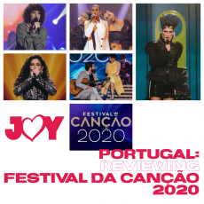 Don't fear the Portuguese feeling: Reviewing Festival da Canção 2020